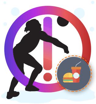 adviezen over eten / sporten