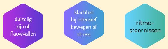 symptomen CPVT